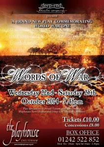 WORDS OF WAR - Final Poster v.1.1